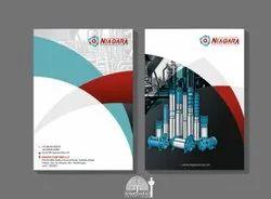 3 Days Catlogue Brochure Designing