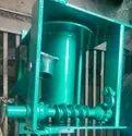 Worm Gear Winch Machine