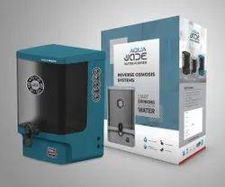 Aqua R.O water purifier, For Domestic, Capacity: 7 L and Below