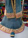 Bhandhej Silk Lahnga Chunni