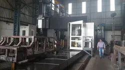 VMC Job Work X 8000 Y 4750 Z 2000mm