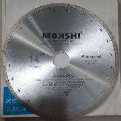 Mokshi 14 Inch Ceramic Cutter Blade