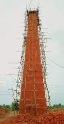 Clay Zigzack Bhatta Chimney Construction Service, in Local