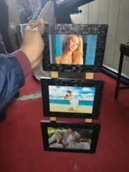Wooden Photo Frame, For Gift, Size: 5x7