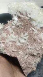 Apophyllite Cluster Crystal