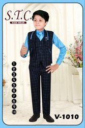 Boys Trendy Chex Suits, Size: 1-10