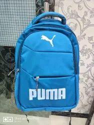 Adidas Puma Blue Black Bags