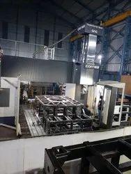 VMC Heavy Duty Job Works X 8000mm Y 4750mm Z 2000mm
