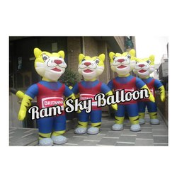 Characters Walking Inflatable Advertising