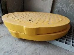 Frp 600 Dia HEAVY DUTY Manhole Cover