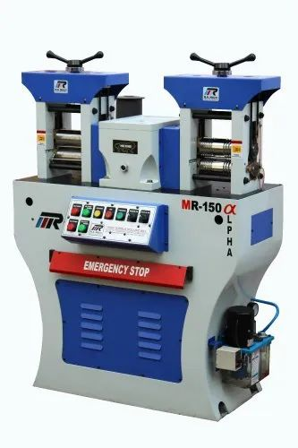 MR 150 Automatic Wire and Sheet Rolling Machine