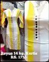 Cotton Ladies Designer Kurtis, Wash Care: Machine Wash