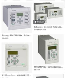Schneider micom relay