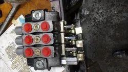 Voltas fork lift valves