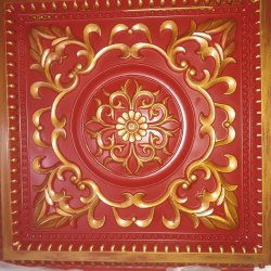 PVC Tile ceiling Digital, Size: 595x595