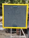 FRP GRATING WITH CHEQURED PLATE