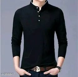 Party Wear Plain Mens Stylish Shirts