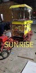 Automatic Pani Puri Tricycle Machine