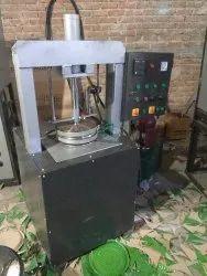 Rana Singal Phase Hydrolic Semiautomatic Machine