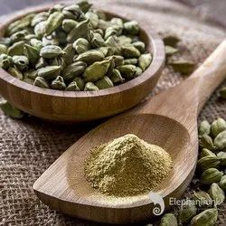 Retronature Green Cardamom Powder, Packaging Type: Packet, Packaging Size: 100g