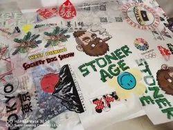 DTF Transfer Sticker