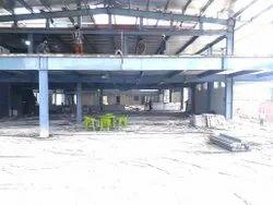 Peb Building Fabrication Erection, Civil Construction Work & Fall Ceiling, Gypsum Board Wall