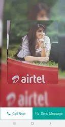 Airtel 4g Hotspot Wifi Data Card, Upto 50mpbs