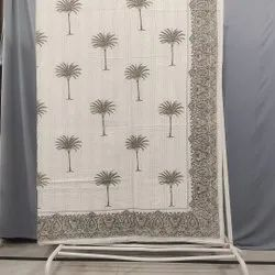 Plam tree kantha QuiLts