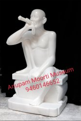 Gajanan Maharaj Marble Statue