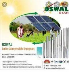 Solar Pump Oswal