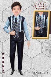 Kids Stylish Coat Suit