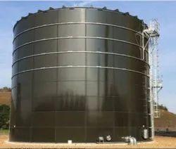 Glass Fused Steel Tank