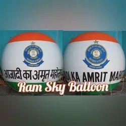 Sky Balloon For Azadi Ka Amrit Mahotsav