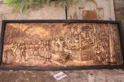 Shiv Rajyabhishek Mural