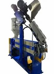 Pvc Fencing Wire Coating Machine