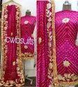 Bhandhej Art Silk Suit