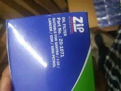 Mix Car Oil Filter, Model Name/Number: Zip