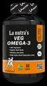 La Nutra''s Veg Omega 60 Pure Veg Capsules