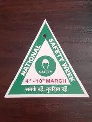 National Safety Badge