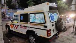 Ambulance Service 24x7