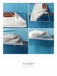 Arcylic transparent sheet
