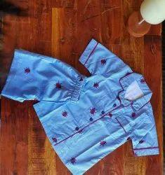 Cotton Night Suit