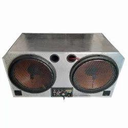 2 15inch aluminum tractor music system
