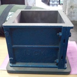 Concrete Cement Testing Cube Mould