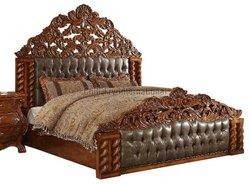 Maharaja King Size Bed, Size: 6x6.5