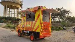 Global Expert Food Van