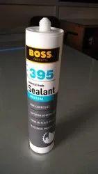 Boss 395 Neutral Silicone Sealant (280ml)