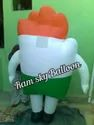 Inflatable Walking For Congress Logo