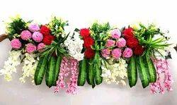 Multicolor Wedding Artificial Flower Decor, in Pan India