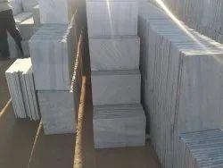 White Makrana Marble Tiles, For Flooring, Thickness: 15mm